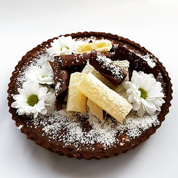 Tarta kokos